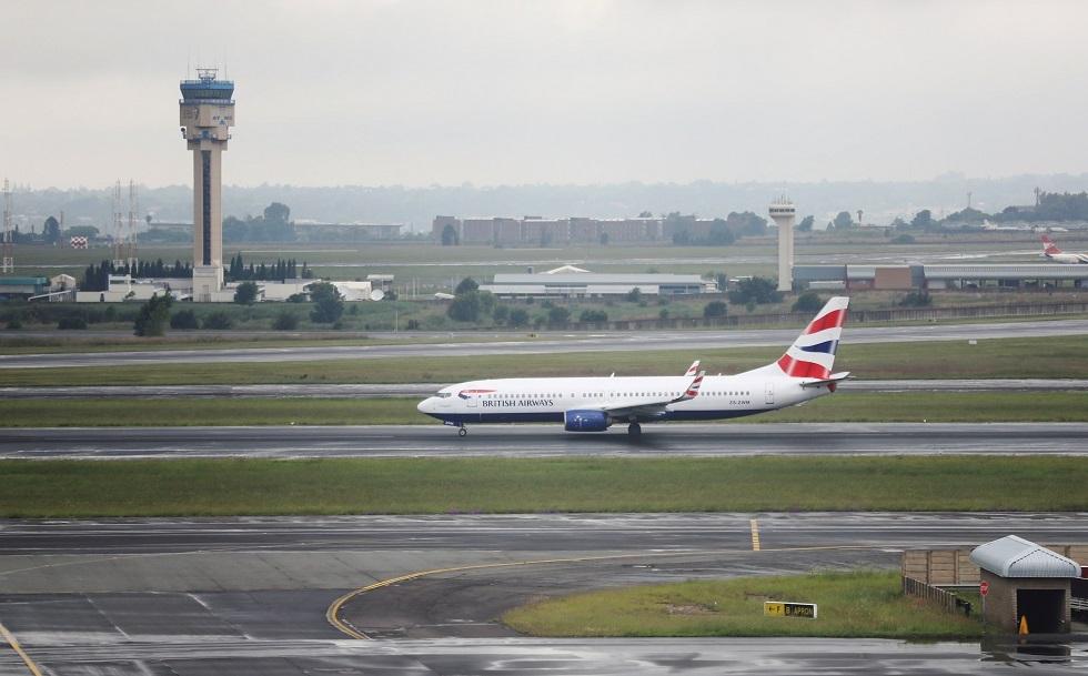 طائرة بريطانية تهبط اضطراريا في زيوريخ إثر فقدان مساعد الطيار وعيه