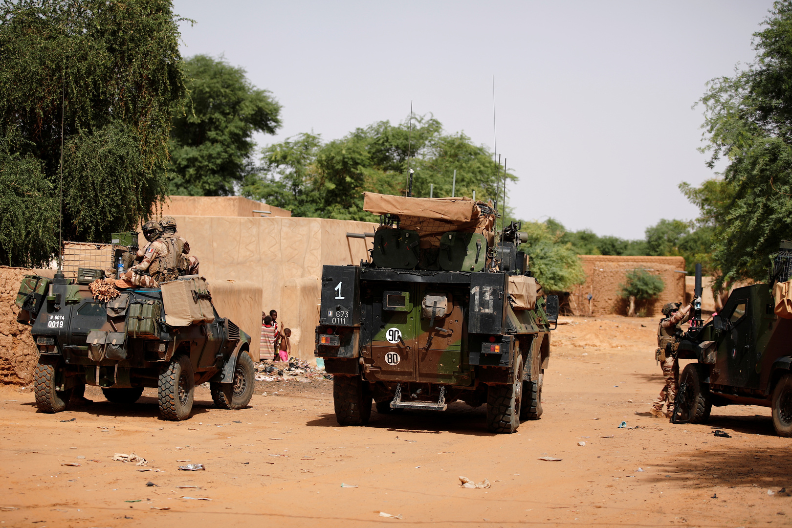 قصر الإليزيه: مقتل 3 جنود فرنسيين في مالي