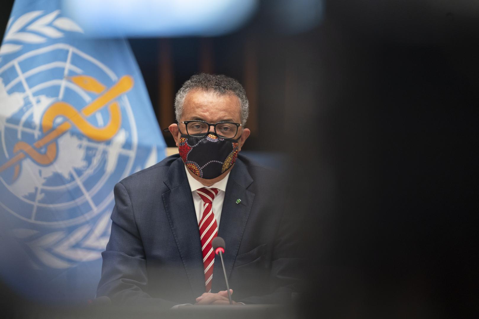 منظمة الصحة العالمية تكشف عما يمكن أن يواجهه العالم في عام 2021