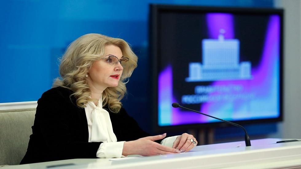 نائب رئيس الوزراء تاتيانا غوليكوفا