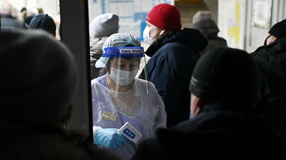 جهاز استشعار بيولوجي لكشف مستوى خطر الفيروس التاجي المستجد في الهواء