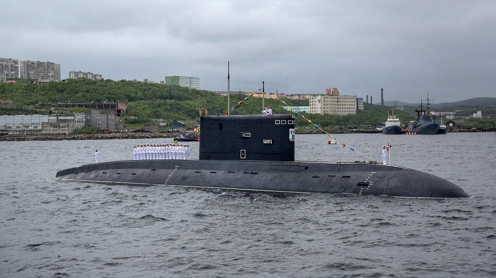 روسيا تضاعف قدرات إحدى أهم غواصاتها النووية