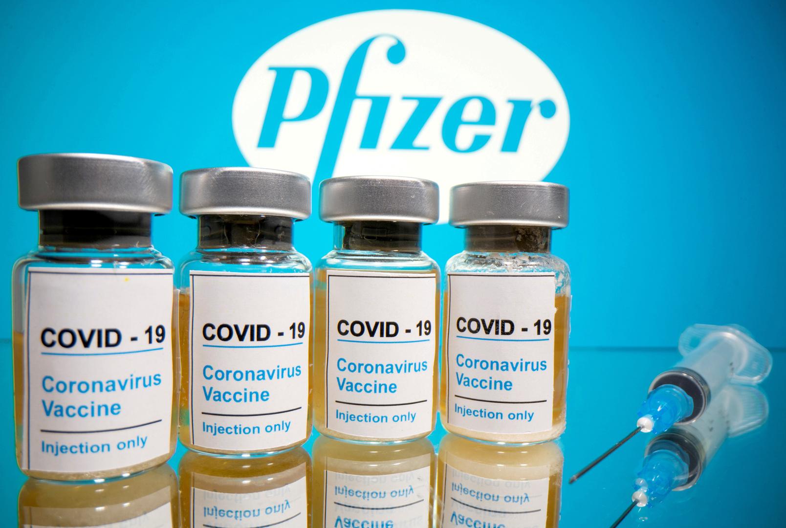 800 ألف جرعة من اللقاح المضاد لفيروس كورونا وصلت اليوم إلى تل أبيب