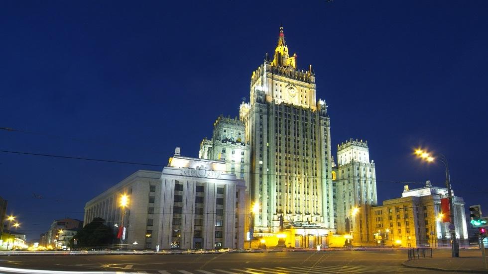 النتائج الرئيسية للسياسة الخارجية الروسية لعام 2020