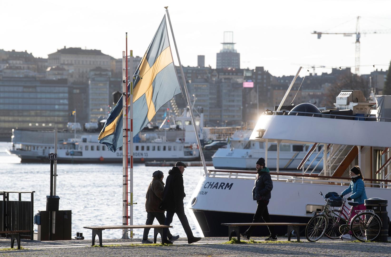 السويد تسجل 32485 إصابة و205 وفيات جديدة بكورونا منذ 23 ديسمبر