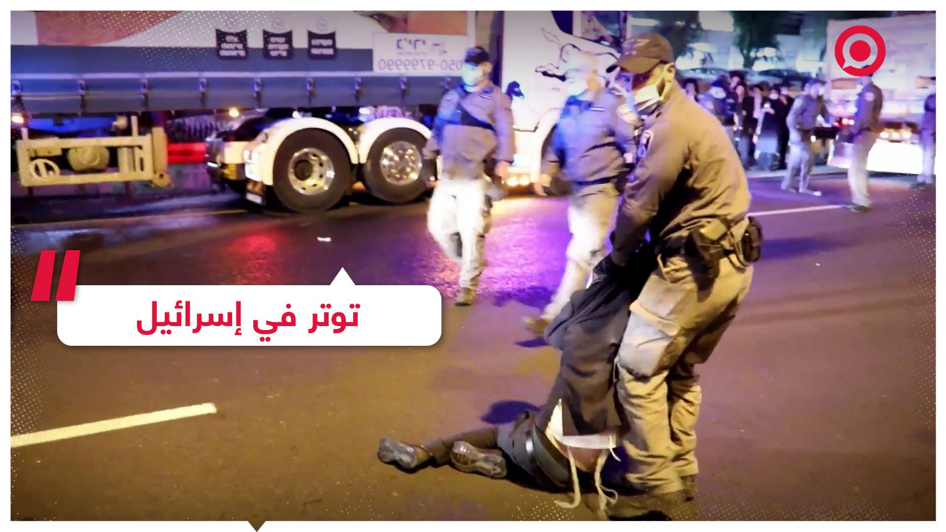 اشتباكات بين الشرطة الإسرائيلية ويهود الحريديم