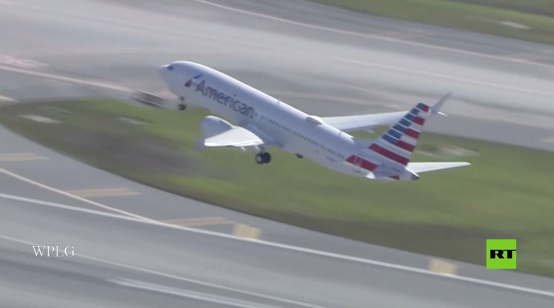 بالفيديو.. أول رحلة بوينغ ماكس 737 بعد كارثة عام 2019