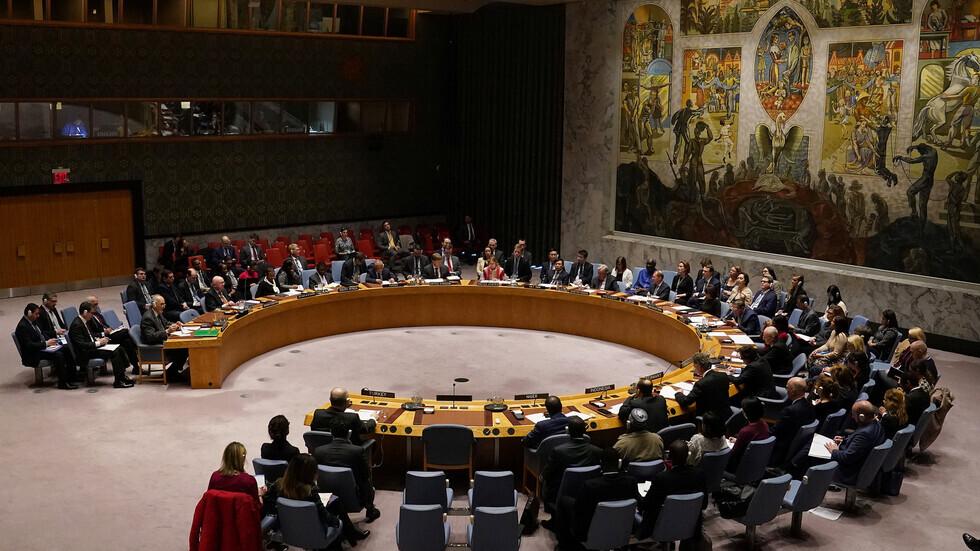 مجلس الأمن يتبنى بالإجماع قرارا يدعو لوضع الجهات المرتبطة بـ