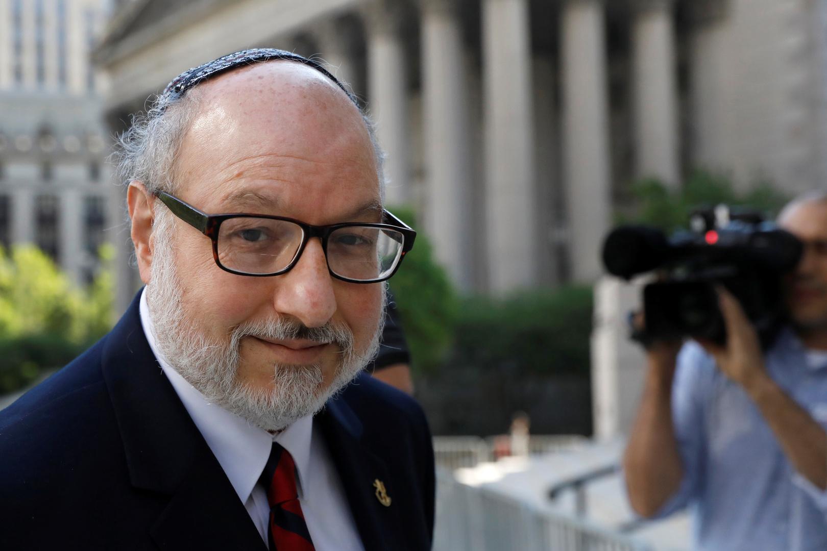 الجاسوس الأمريكي السابق بولارد يصل إلى إسرائيل