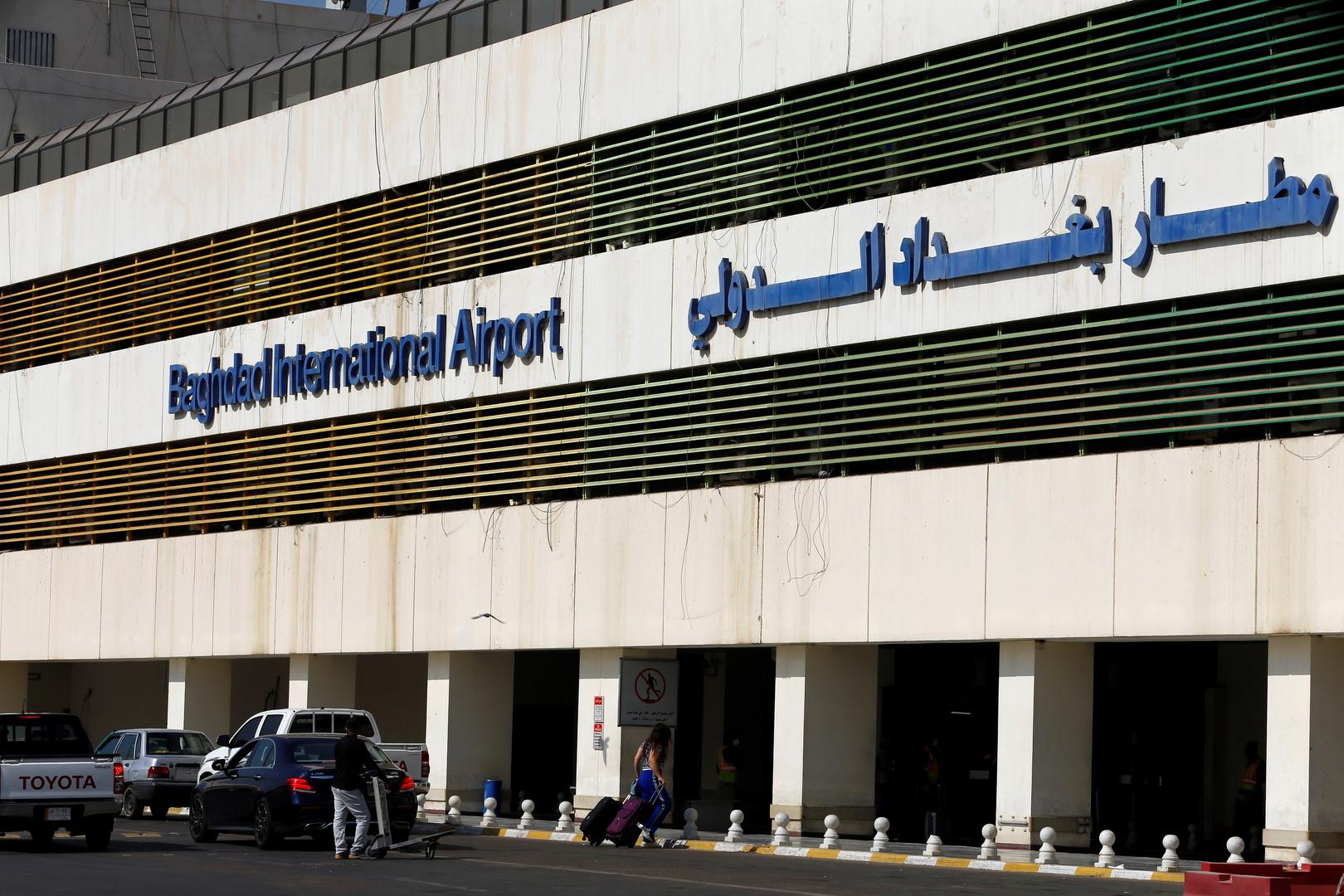 إيران تتهم شركة بريطانية مسؤولة عن أمن الطيران في مطار بغداد بتورطها في اغتيال سليماني