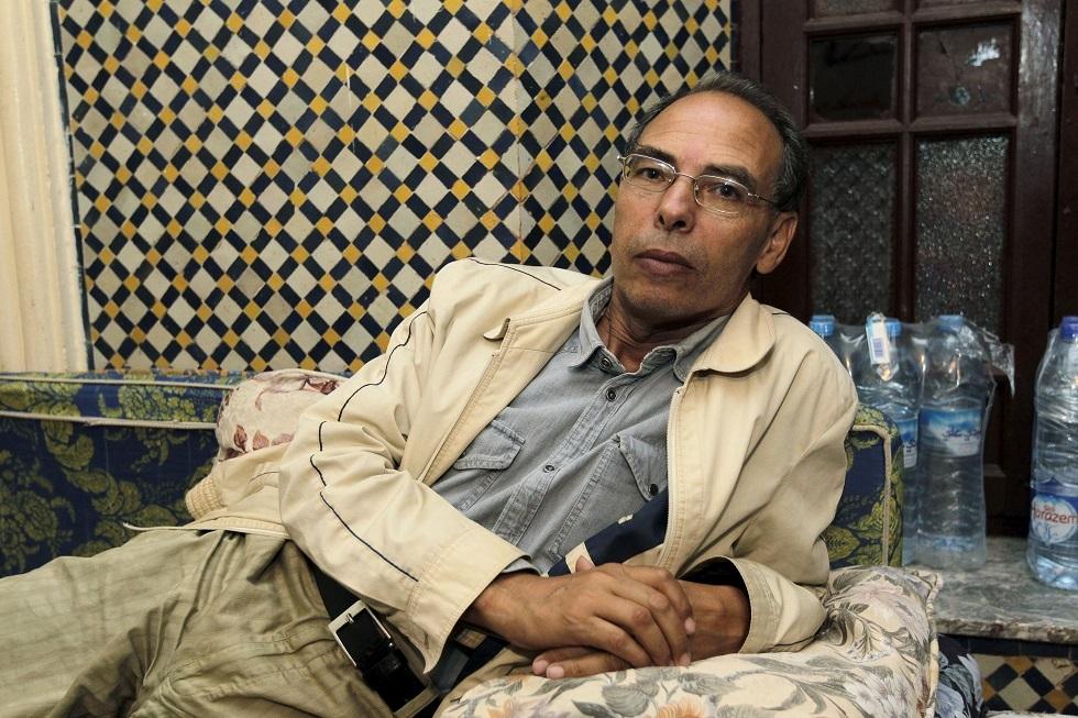 الكاتب والناشط الحقوقي المغربي معطي منجب