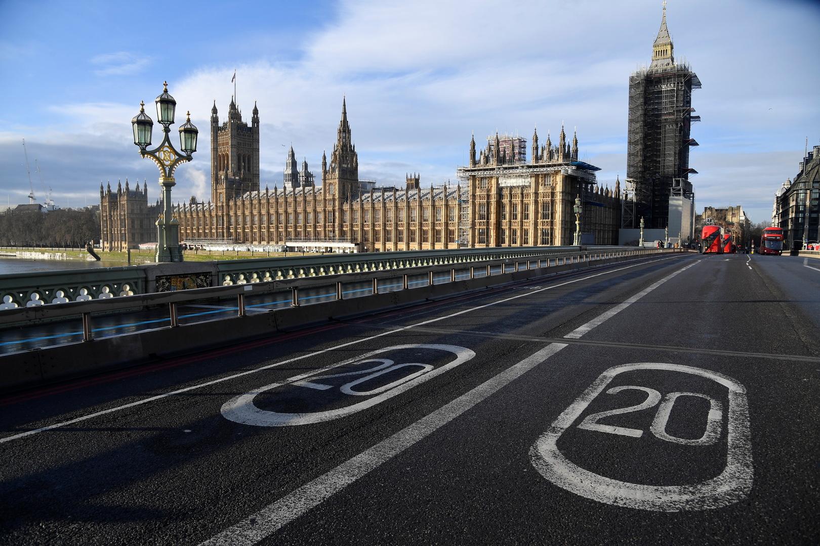 بريطانيا تسجل ارتفاعا حادا للوفيات بفيروس كورونا