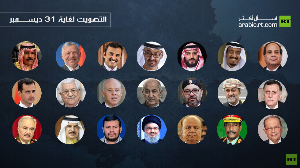 الشخصية العربية الأبرز للعام 2020!