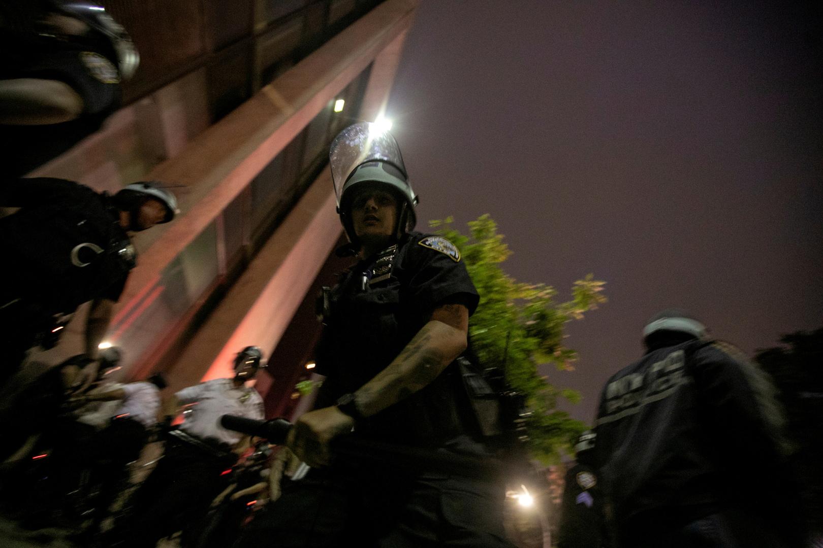 حادثة قتل برصاص شرطة منيابوليس هي الأولى بعد مقتل جورج فلويد