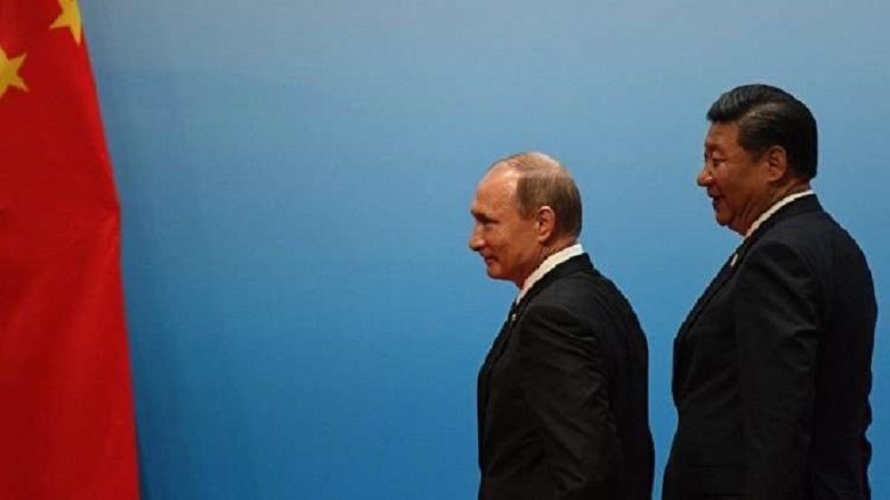 شي جين بينغ يهنئ بوتين
