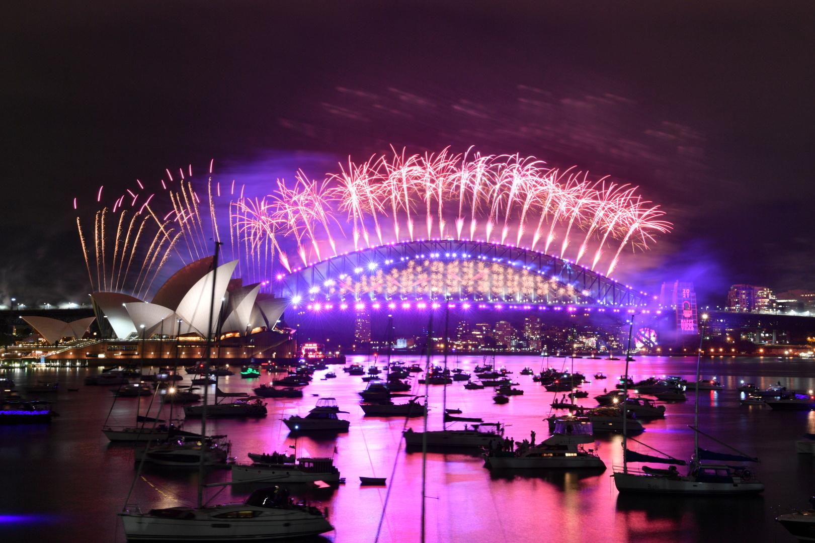 أول وآخر دولتين تحتفلان بعيد رأس السنة!