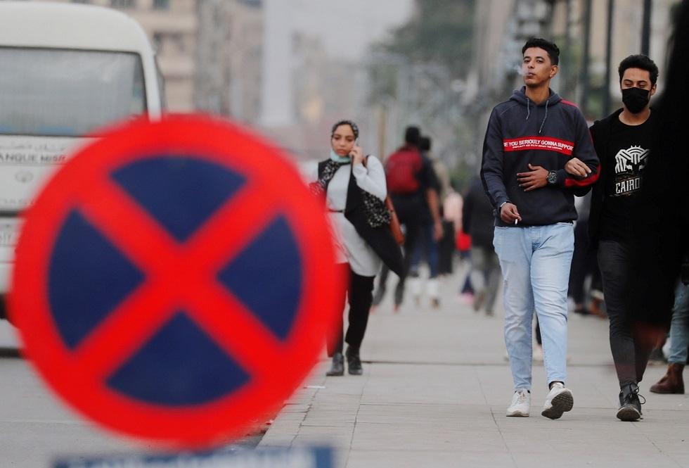 مصر تسجل 1418 إصابة و55 وفاة جديدة بكورونا