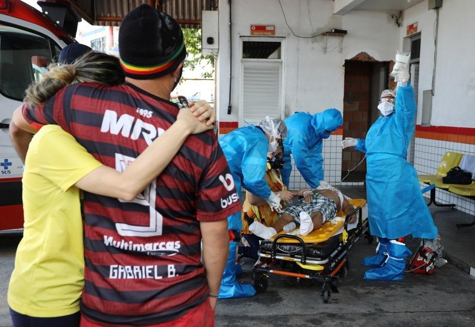 البرازيل تسجل أكثر من 1000 وفاة بكوفيد-19 لليوم الثالث على التوالي