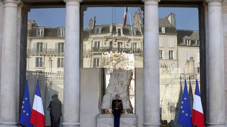 الرئاسة الفرنسية: لم يتم تنفيذ أي من الإجراءات الواردة في خارطة الطريق الفرنسية لمساعدة لبنان