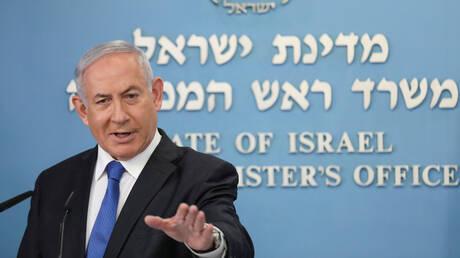 نتنياهو تعليقا على اغتيال فخري زاده: يتهموننا دائما بكل شيء يحدث في إيران