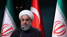 روحاني لأردوغان: نعرف من اغتال فخري زاده ومن حقنا الانتقام في الوقت المناسب