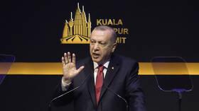 أردوغان: تركيا ترى نفسها مع الاتحاد الأوروبي في المستقبل