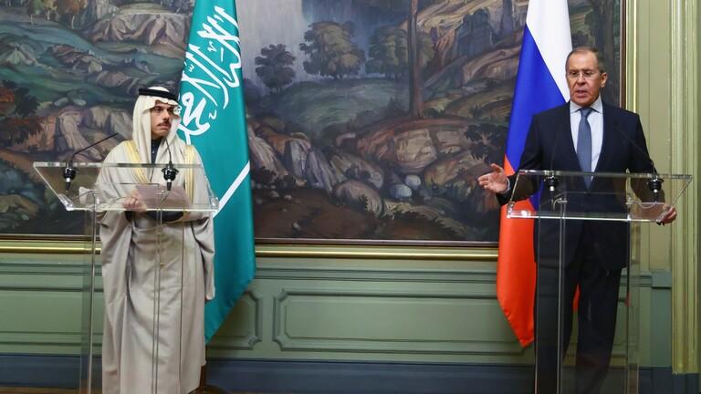 لافروف: نتفهم مخاوف السعودية إزاء إيران ولدينا مقترح من شأنه تخفيفها