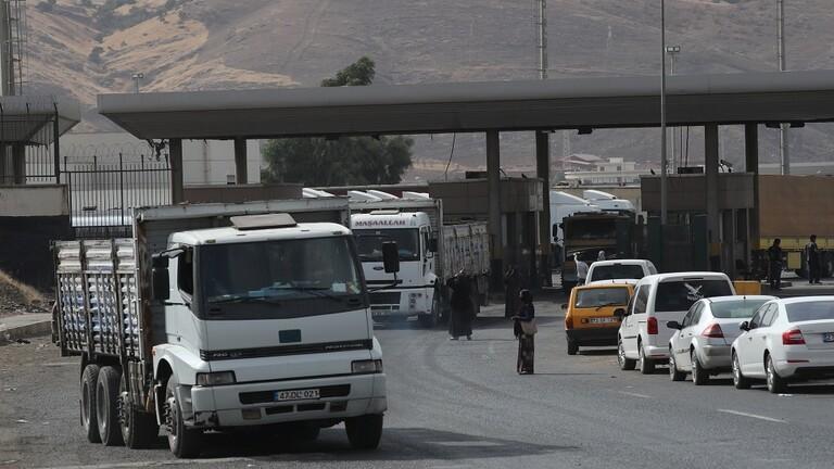 العراق وتركيا يبحثان تسهيل عبور البضائع