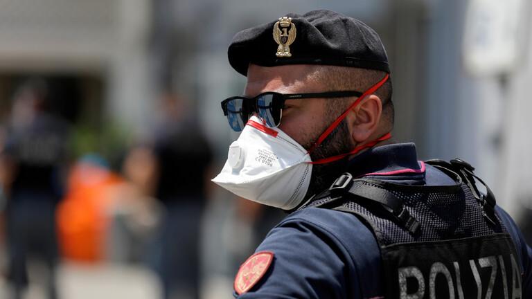 الشرطة الإيطالية تلقي القبض على شخص لضلوعه بنشاط إرهابي في منطقة عربية
