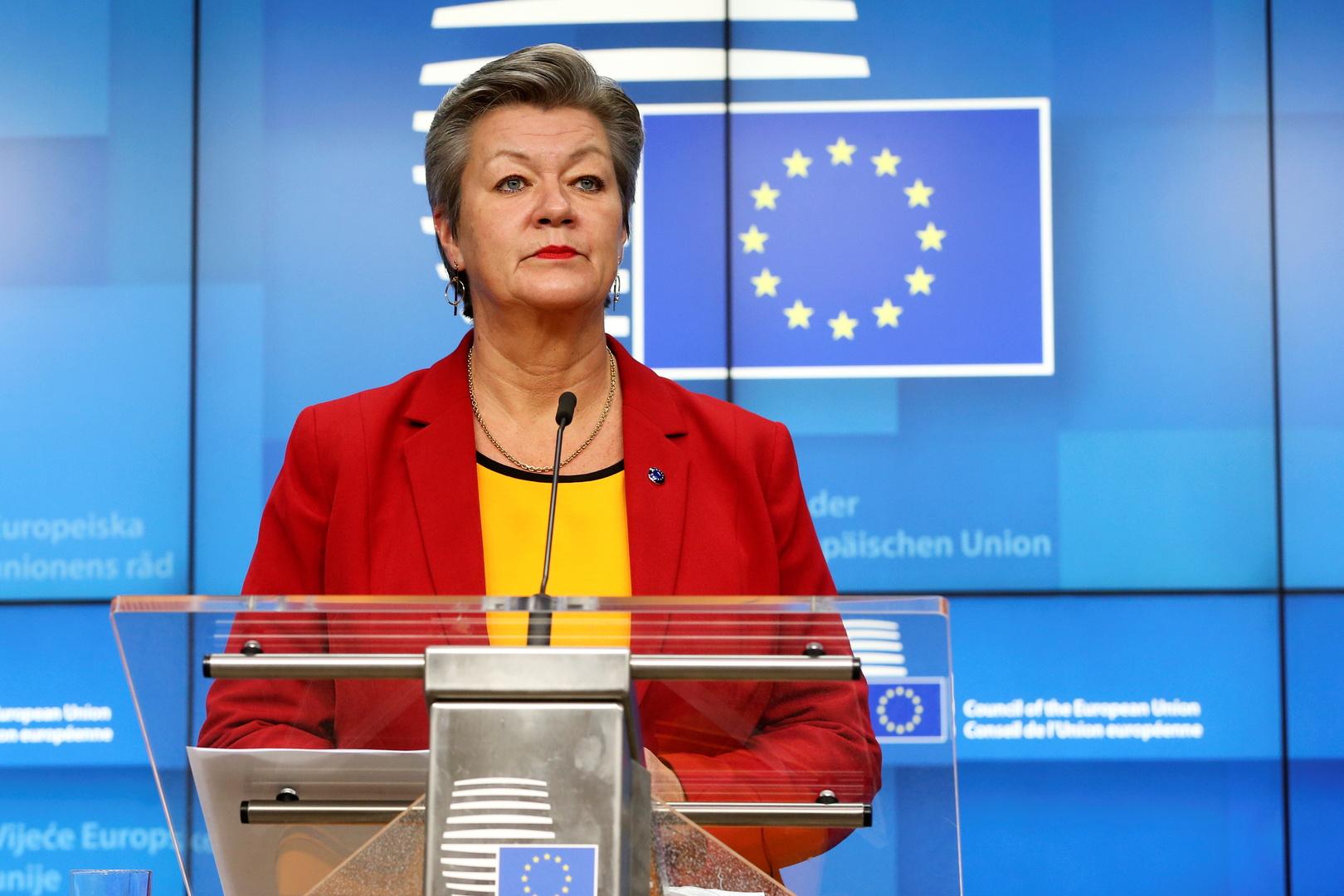مفوضة أوروبية تطالب بإيواء عاجل للمهاجرين في البوسنة