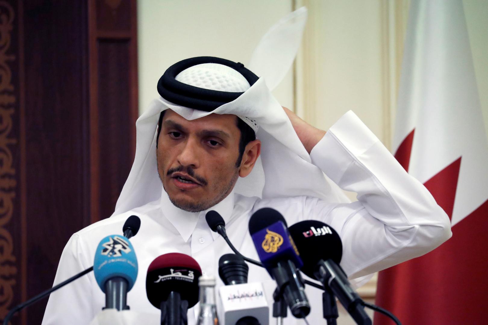 قطر تشكو البحرين إلى مجلس الأمن الدولي