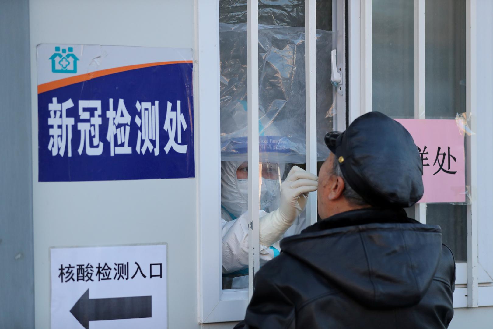 مسؤول صيني: ليس هناك ما يدعو للذعر بشأن سلالات كورونا