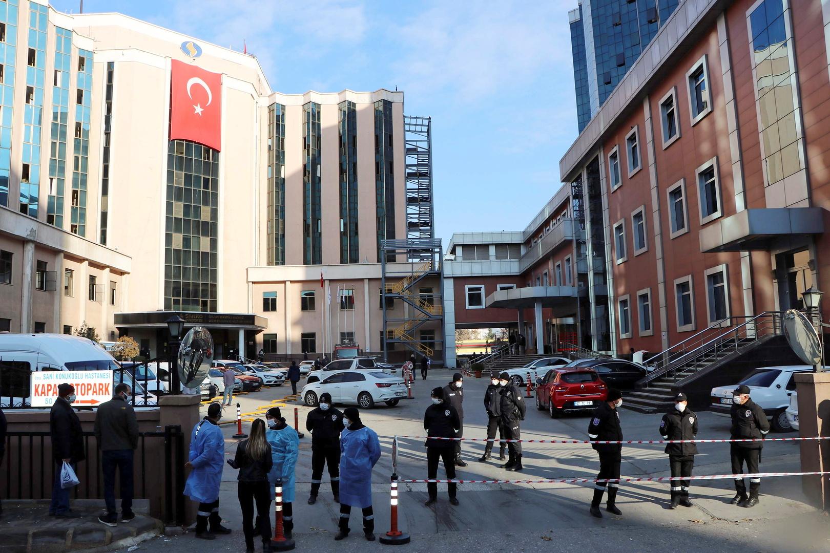 تركيا تسجل 15 إصابة بكورونا الجديد لدى وافدين من بريطانيا