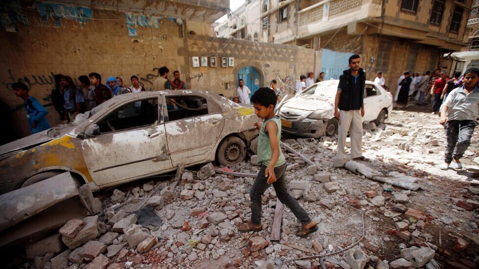 اليمن.. لجنة حكومية تسجل مقتل وإصابة 1363 مدنيا في 2020