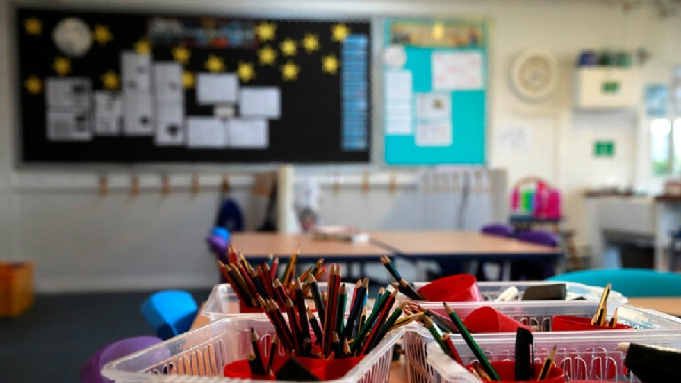 بريطانيا تغلق المدارس الابتدائية في لندن