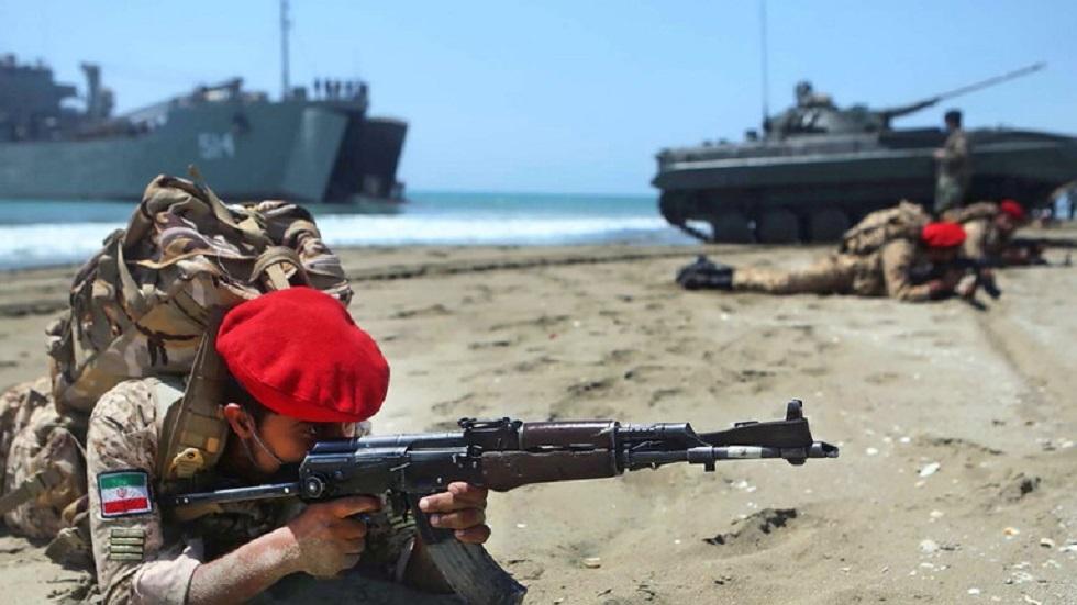 إيران: نرصد كافة التحركات العسكرية الأمريكية في المنطقة