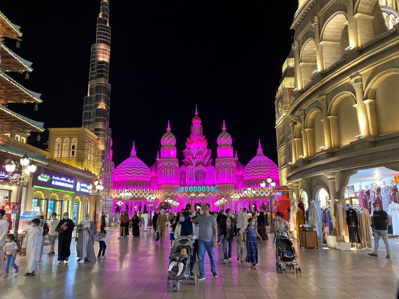 مدينة دبي تعلن ارتفاع المتوسط العمري لسكانها