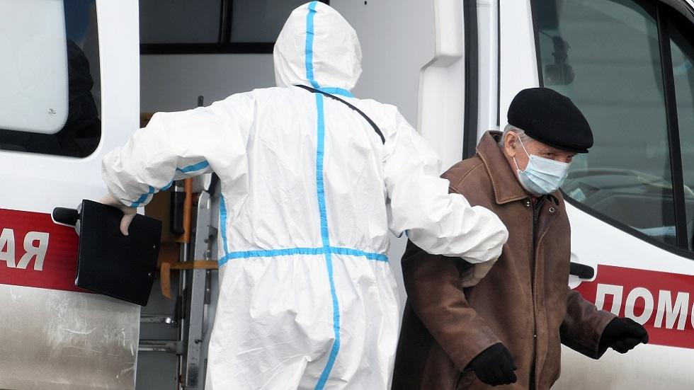 كورونا في روسيا.. تراجع الحالات الجديدة إلى 26,3 ألف إصابة و447 وفاة