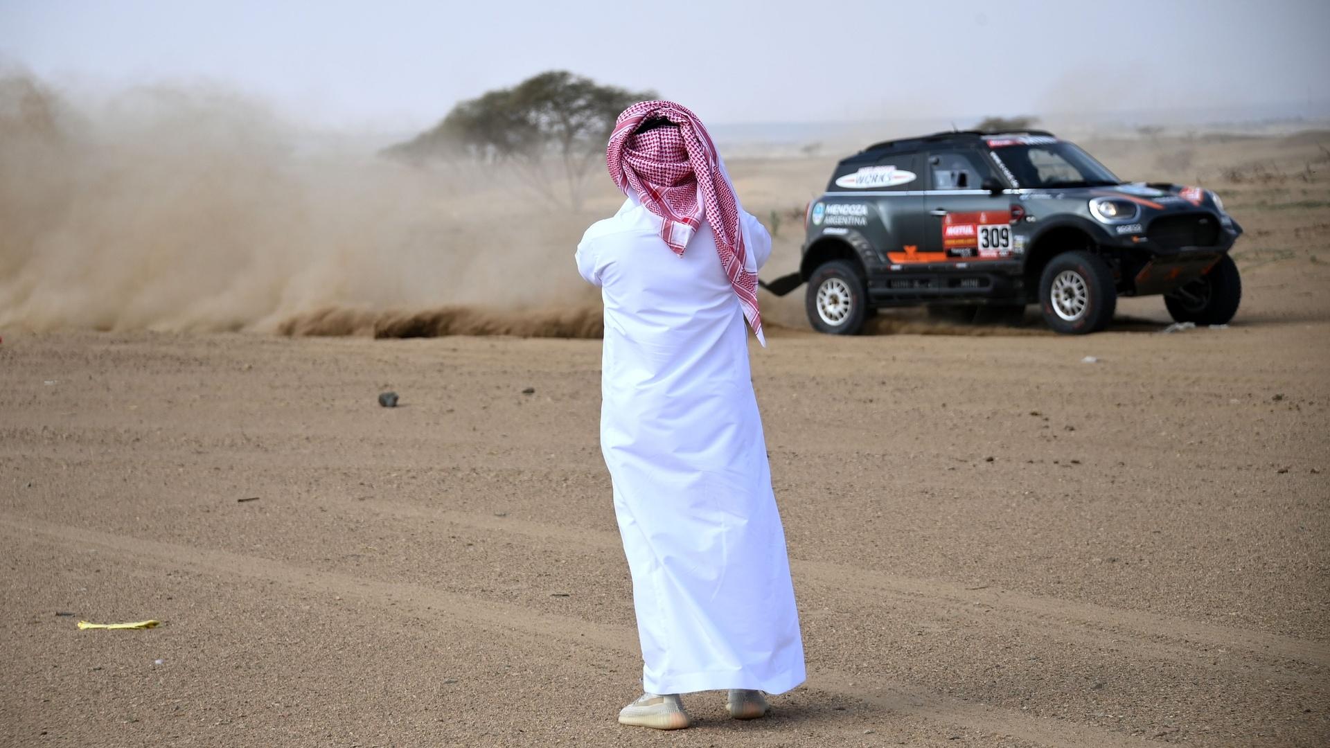 وسط جدل حول احترام حقوق الإنسان.. رالي دكار 2021 في السعودية للمرة الثانية
