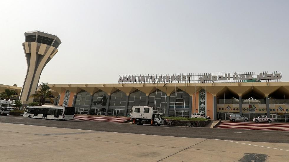 الحكومة اليمنية تعلن إعادة تشغيل مطار عدن الدولي