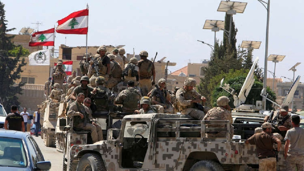لبنان.. مقتل جندي وإصابة ثان بإطلاق نار على سيارة للجيش في الهرمل