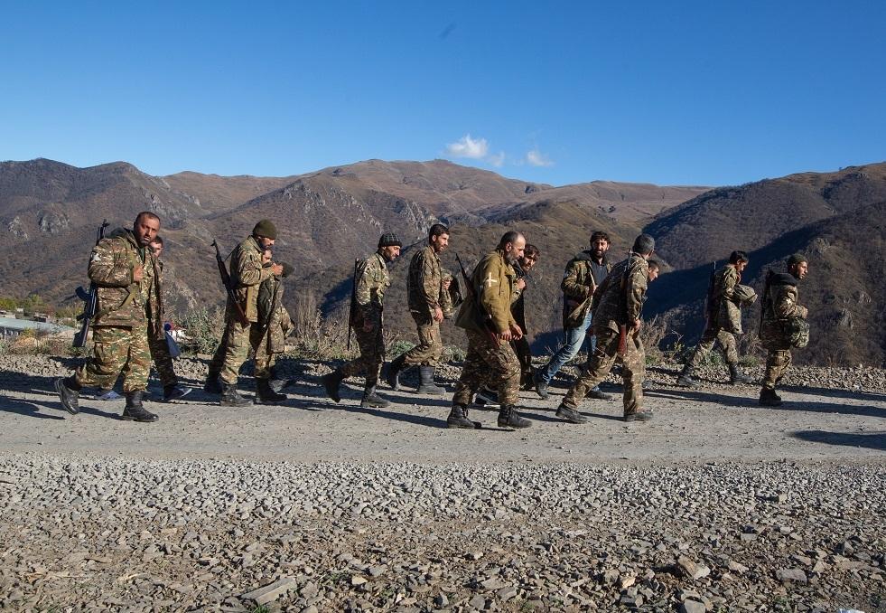 القوات الأذرية تمهل سكان قرية أرمنية 3 أيام لمغادرتها