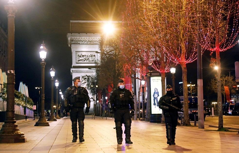 فرنسا تسجل 3466 إصابة جديدة بكورونا