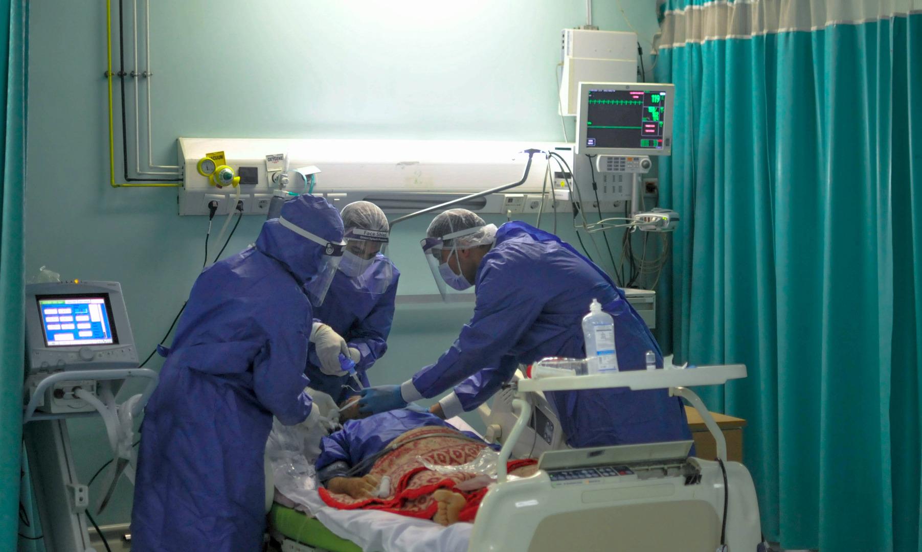 مصر.. التحقيق بوفاة مريضتين بمستشفى زفتى بسبب نفاد الأكسجين