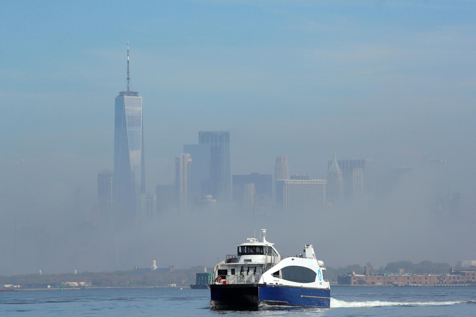 الولايات المتحدة.. اختفاء قارب على متنه 20 شخصا