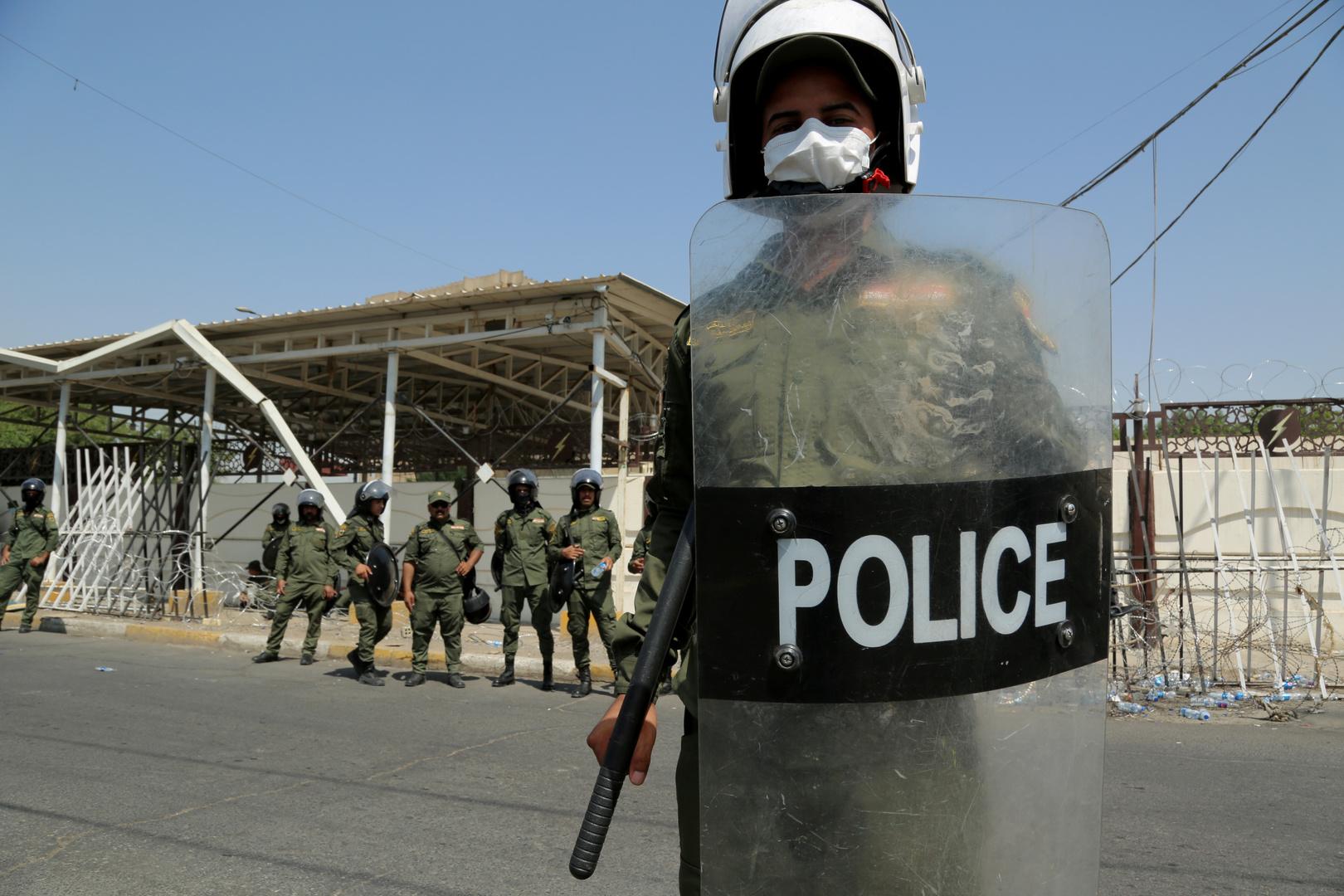 شرطة بغداد تعلن تأمين الحماية للتجمعات في ذكرى اغتيال سليماني والمهندس