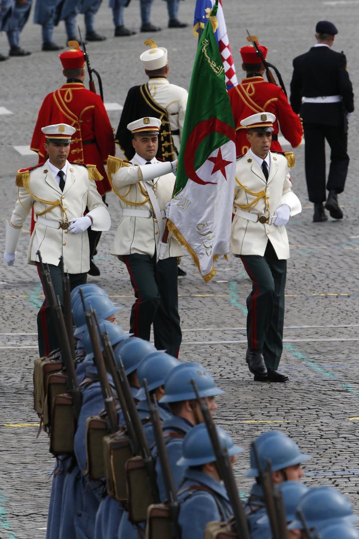وزارة الدفاع الجزائرية تعلن تحييد 37 إرهابيا في 2020