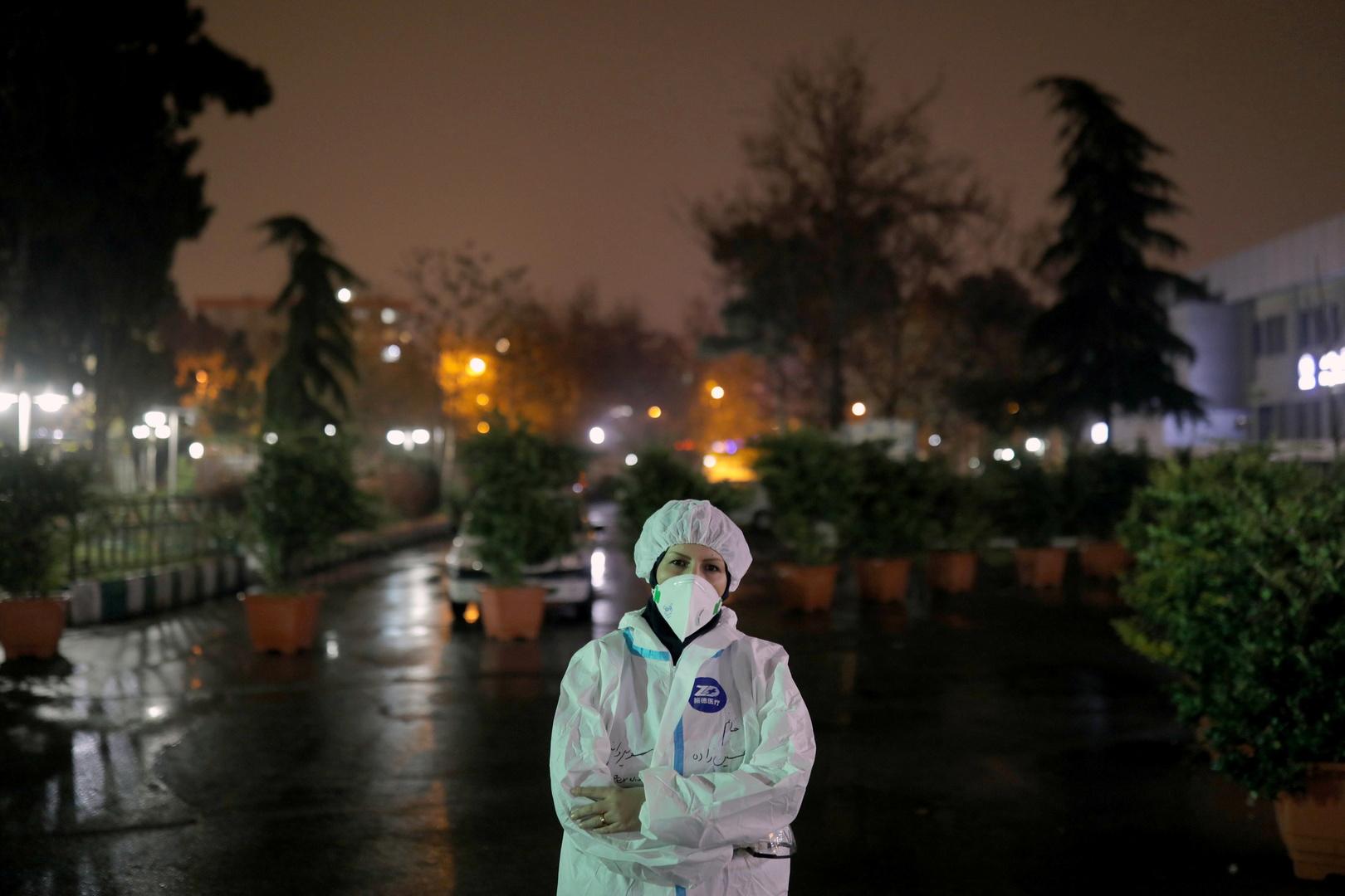 إيران: عدد وفيات كورونا انخفض والفيروس البريطاني أقوى من غيره