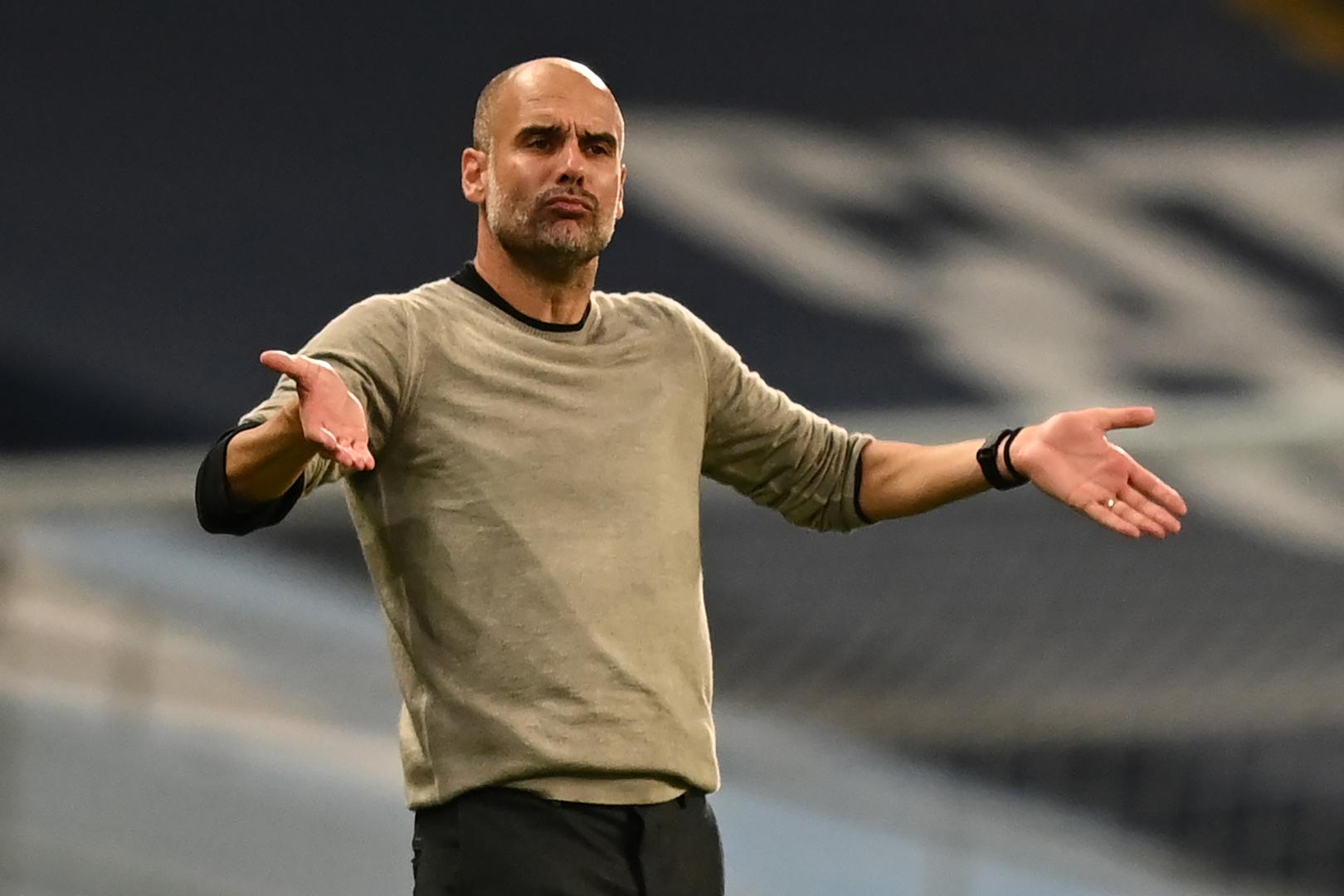 غوارديولا يتخذ قرارا في مسيرته كمدرب