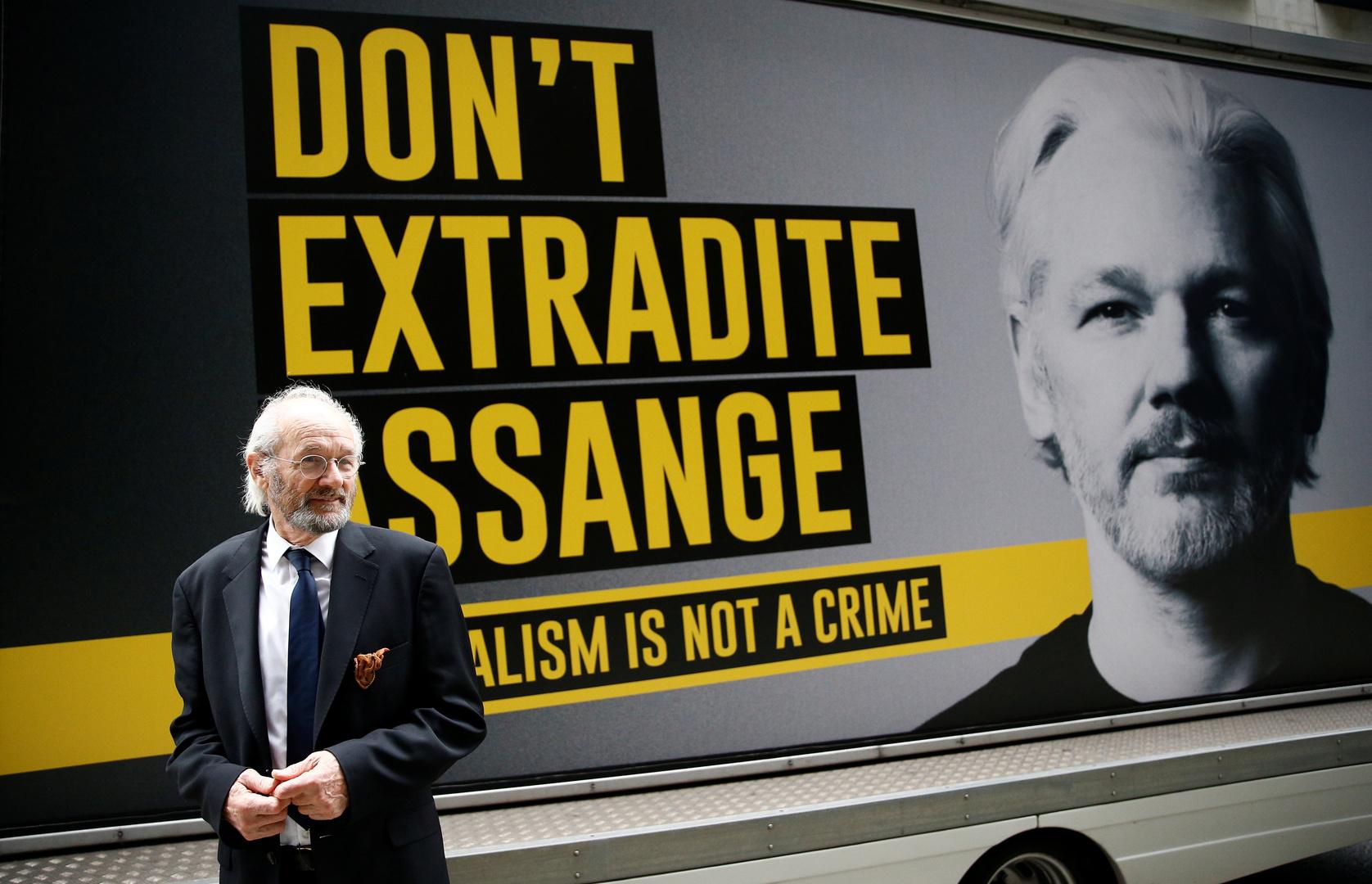 بريطانيا تحسم مصير أسانج ودعوات لترامب للعفو عنه